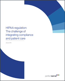 HIPAA Regulation White Paper Thumbnail